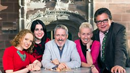 The Quizeum with Griff Rhys Jones returns to BBC Four