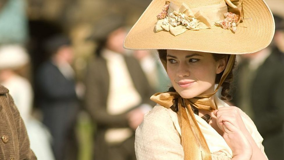 Hayley Atwell in The Duchess