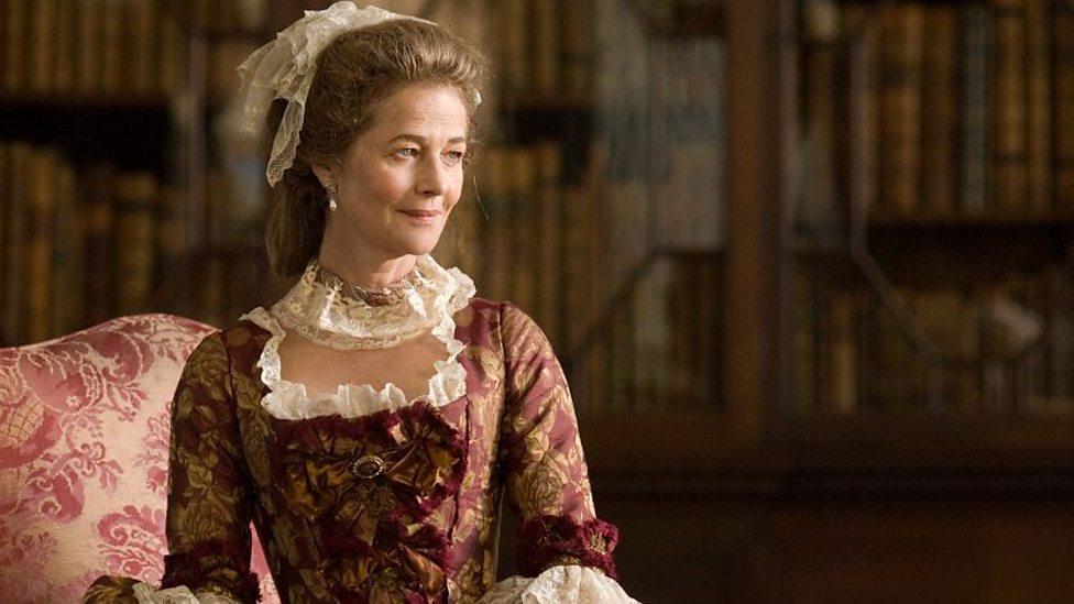 Charlotte Rampling in The Duchess