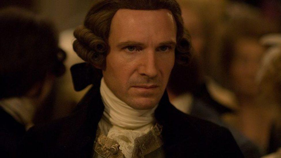 Ralph Fiennes in The Duchess