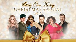 Strictly Come Dancing Christmas Special 2015 celebrity line-up revealed
