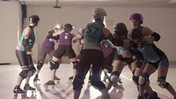 New BBC iPlayer programme explores the world of Roller Derby