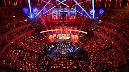 Christmas religious programming across the BBC
