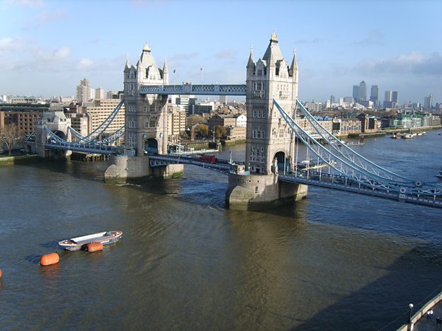 Iconic views of London