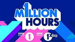 Radio 1 and 1Xtra's #1MillionHours challenge to listeners