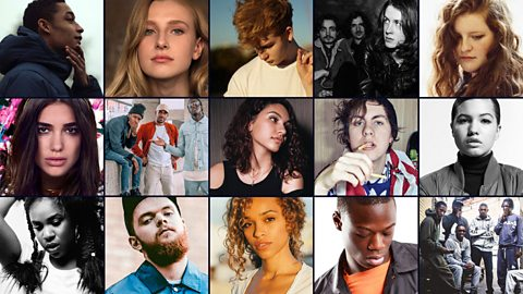 BBC Music Sound Of 2016 longlist of new talent announced