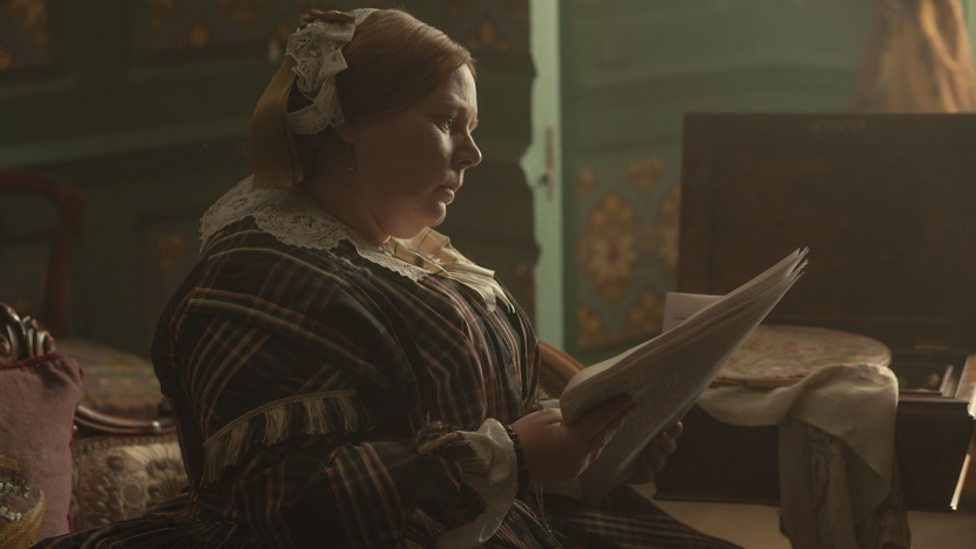 Joanna Scanlan in The Invisible Woman