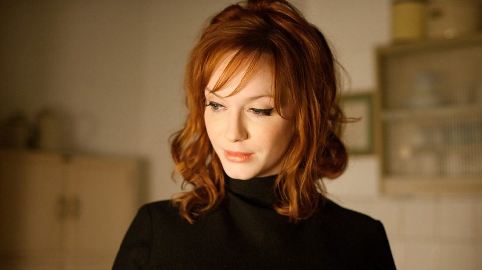 Christina Hendricks in Ginger and Rosa