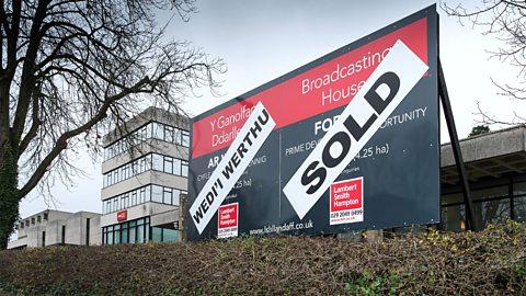 BBC Wales confirms sale of Llandaff sites