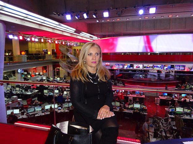 Newsroom Camera