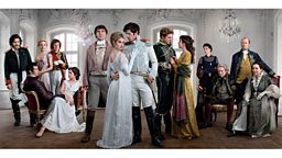 BBC First stellar line up for 2016 headed by epic adaptation of War and Peace