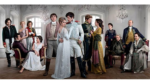 Ballrooms and Battlefields: BBC's War and Peace thumbnail
