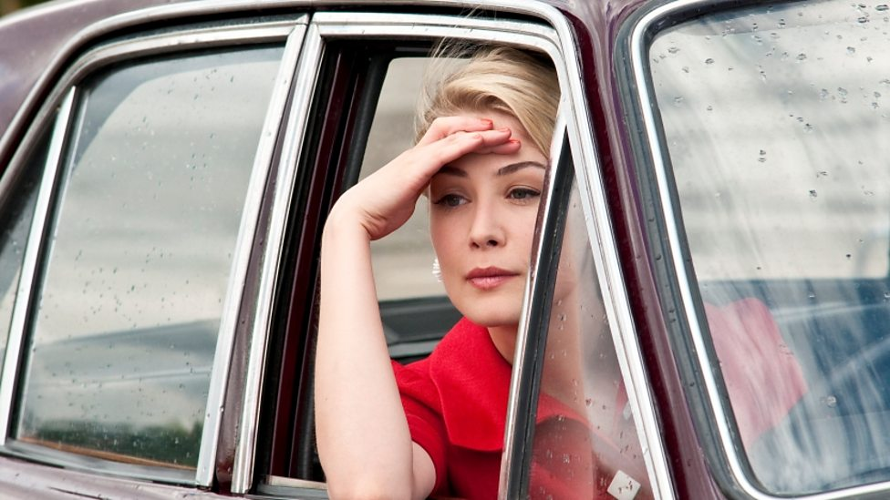 Rosamund Pike in Made In Dagenham