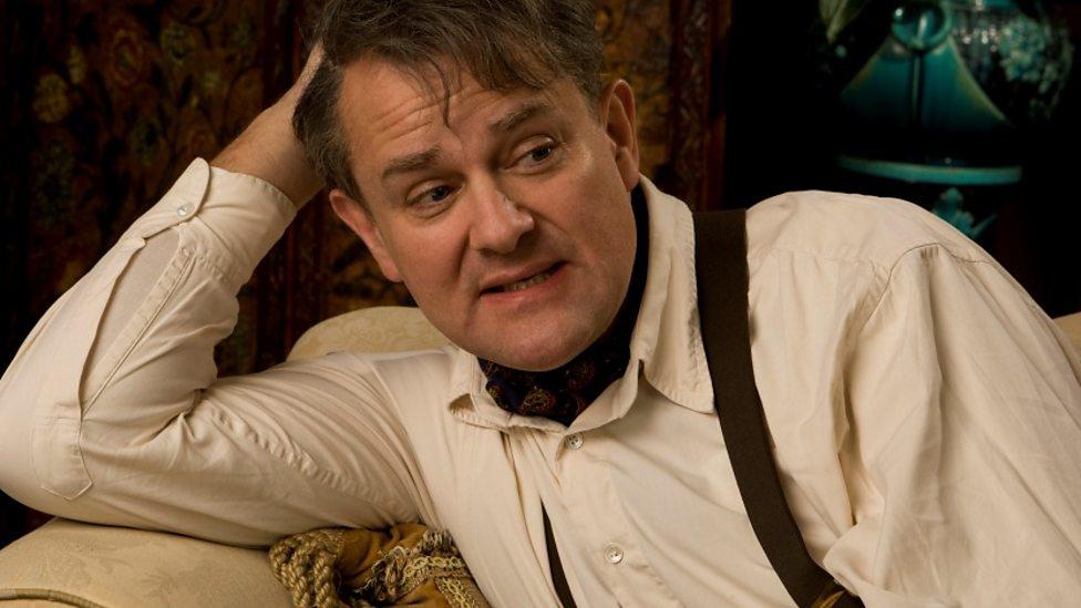 Hugh Bonneville in Glorious 39