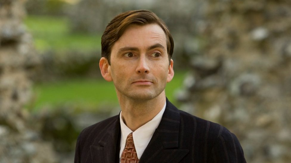 David Tennant in Glorious 39