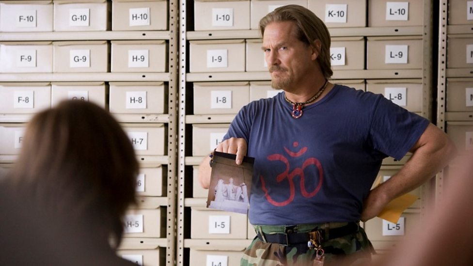 Jeff Bridges in The Men Who Stare At Goats