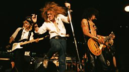 The Most Dangerous Band In The World: The Story of Guns N' Roses on BBC Four