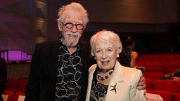 John Hurt and June Whitfield among winners at BBC Audio Drama Awards