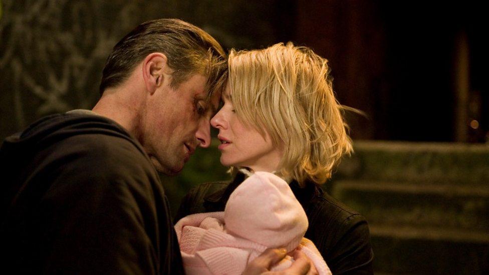 Viggo Mortensen and Naomi Watts in Eastern Promises