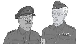 A Stripe For Frazer: Animating the lost episode of Dad's Army