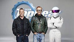 Evans reveals new Top Gear Friend