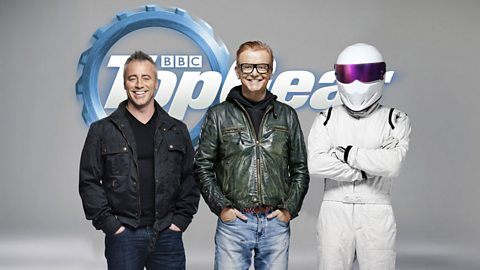 Evans reveals new Top Gear Friend