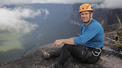 BBC Two announces epic adventure series with Steve Backshall
