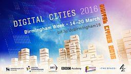 Birmingham Digital Week 2016