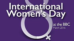 BBC celebrates International Women's Day