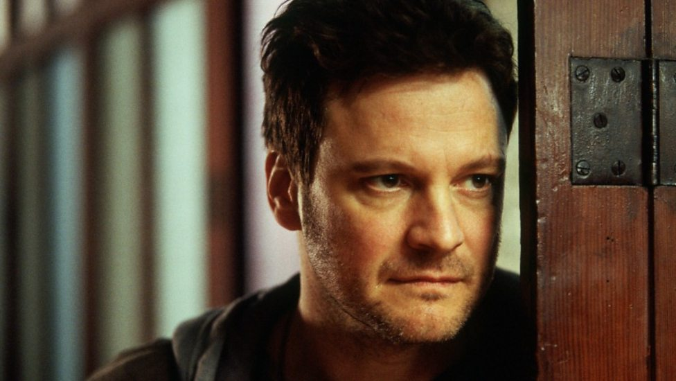 Colin Firth in ...