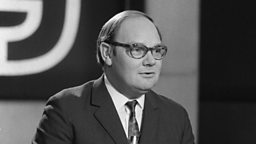 Tony Hall tribute to Cliff Michelmore