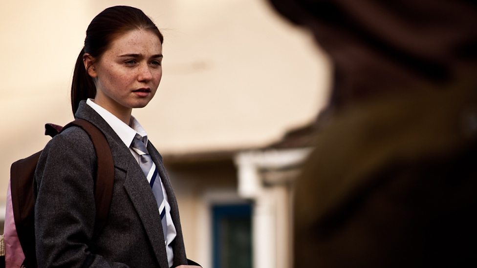 Jessica Barden in In the Dark Half