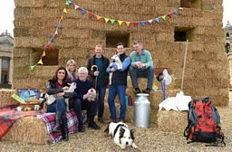 Countryfile presenters launch first ever BBC Countryfile Live at Blenheim Palace