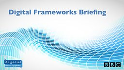 Join an online briefing for the Digital Services Framework