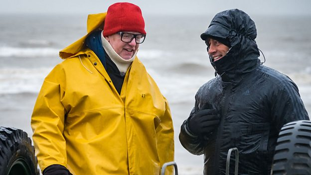 Q&A: Matt LeBlanc & Chris Evans Talk 'Top Gear'