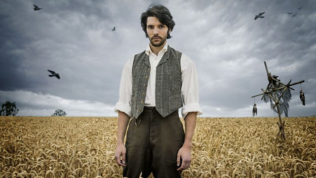 Q&A: Colin Morgan Talks 'The Living & The Dead'