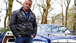 Matt LeBlanc returns to Top Gear in 2017
