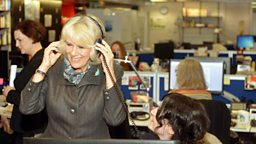 HRH The Duchess of Cornwall officially opens BBC South West Headquarters