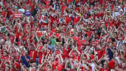 New research reveals audience of 2 million for Wales v Belgium match