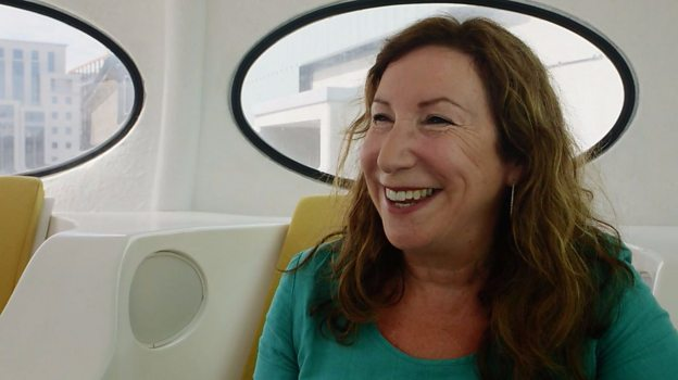 Writersroom interviews ... Kay Mellor