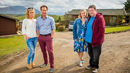 Home From Home starring Johnny Vegas moves next door to BBC One