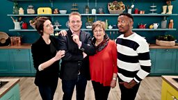 New local presenter joins BBC Lifestyle's Great South African Bake Off
