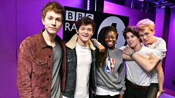 Jess Glynne, Shawn Mendes, Little Mix, The Vamps and DNCE to perform at BBC Radio 1's Teen Awards