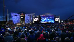 Lesley Garrett and John Owen-Jones join a 'titanic' line-up of international and home-grown stars at BBC Proms in the Park Northern Ireland