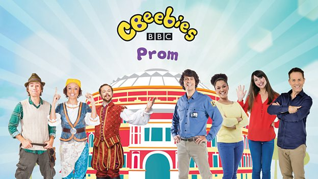 BBC Proms 2016: CBeebies