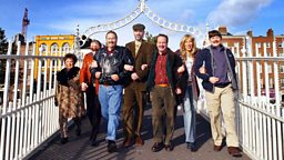 Give My Head Peace returns to launch a new season of comedy from BBC Northern Ireland