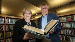 BBC Northern Ireland and Libraries NI sign new partnership agreement