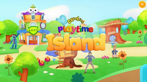 CBeebies Playtime Island app launches – designed by kids, for kids
