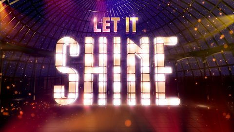 Comedian and multi-award-winning performer Peter Kay steps in as guest judge for the Let It Shine live final tomorrow