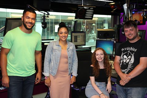 Where it Begins: The Radio 1, 1Xtra & Asian Network scheme